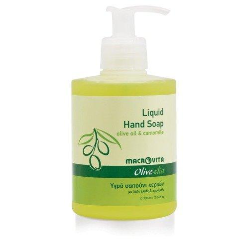 MACROVITA OLIVE-ELIA zielone mydło w płynie z bio-składnikami 300ml