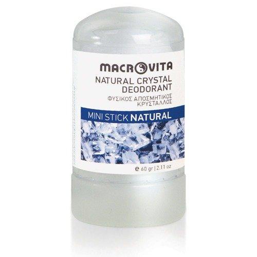 MACROVITA dezodorant w sztyfcie z naturalnego kryształu 60g